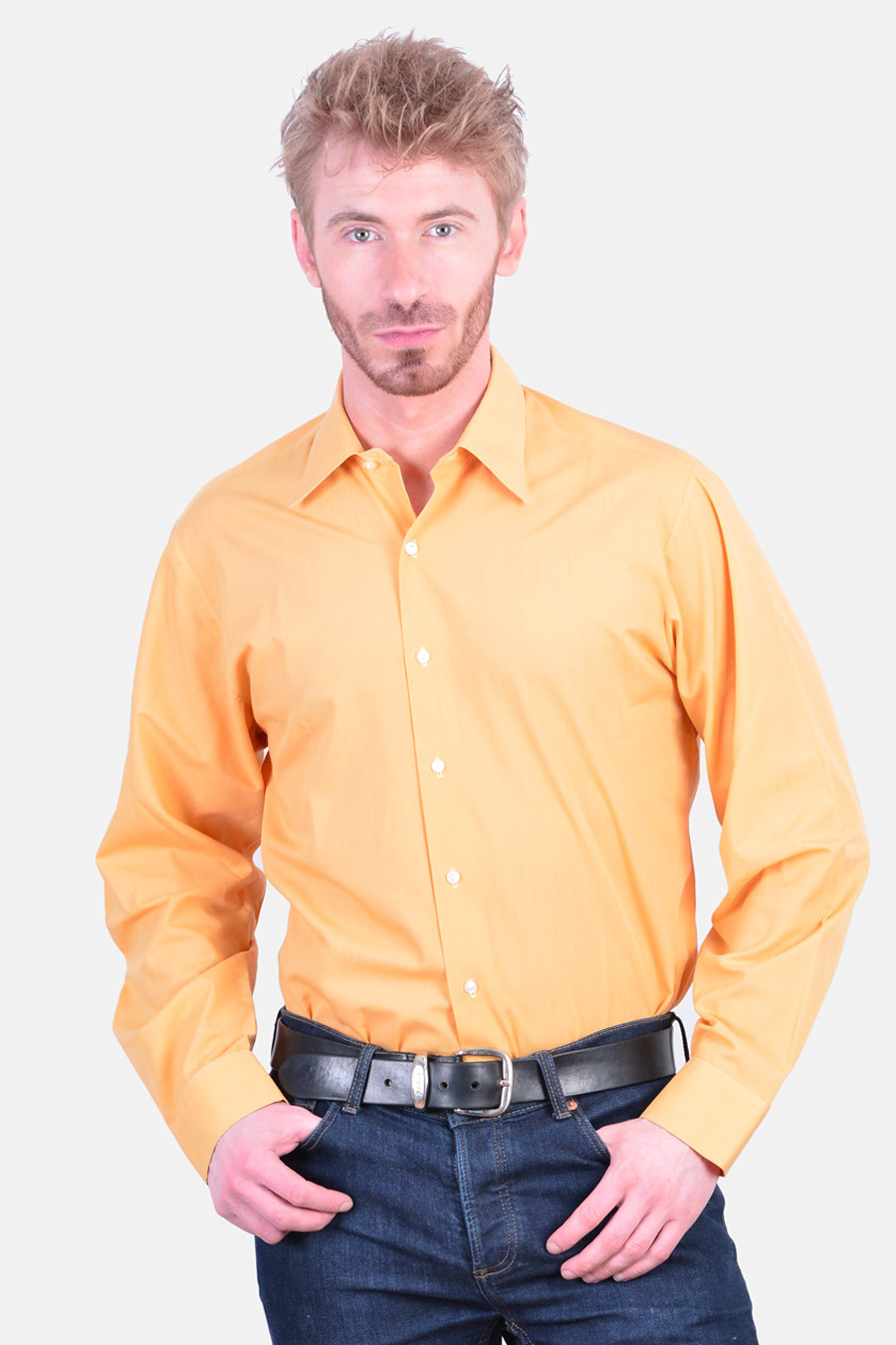 Vintage yellow shirt
