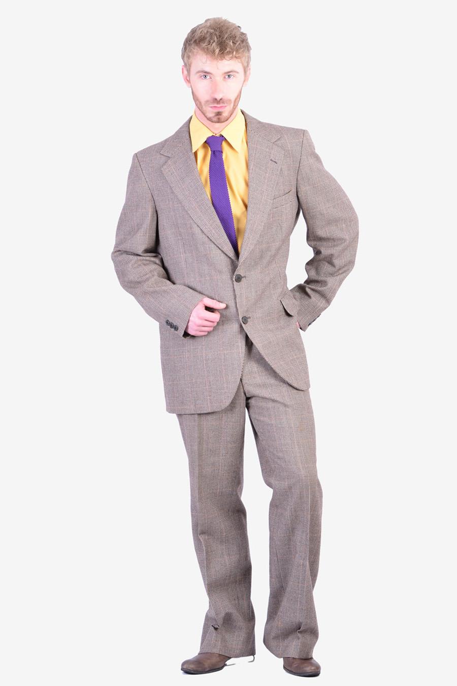 Vintage 1970's St Michael suit