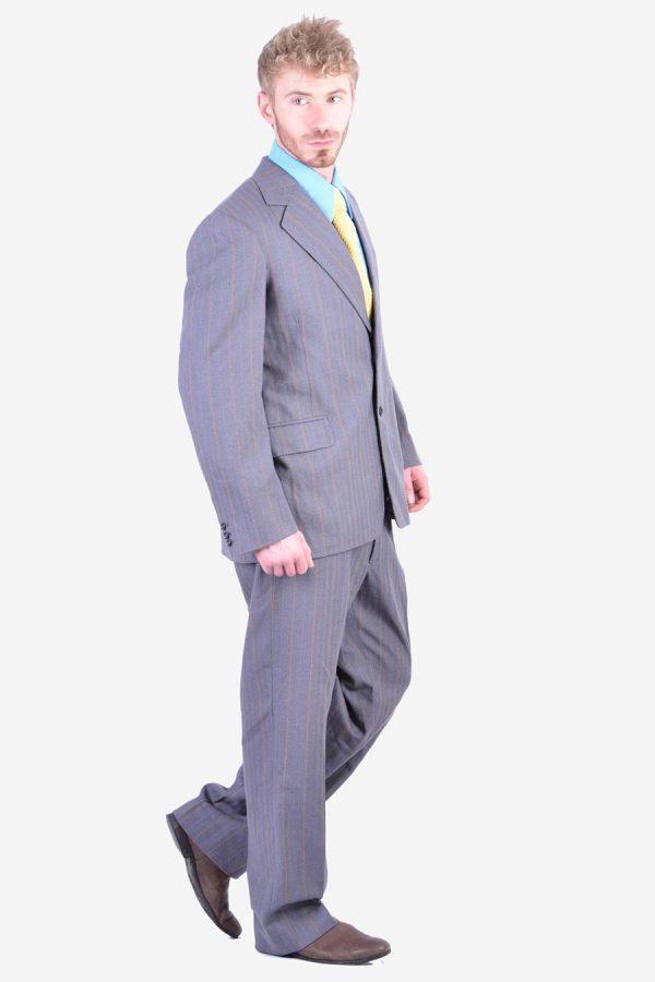 Vintage 1960's pinstripe suit