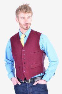 Vintage 1950's waistcoat