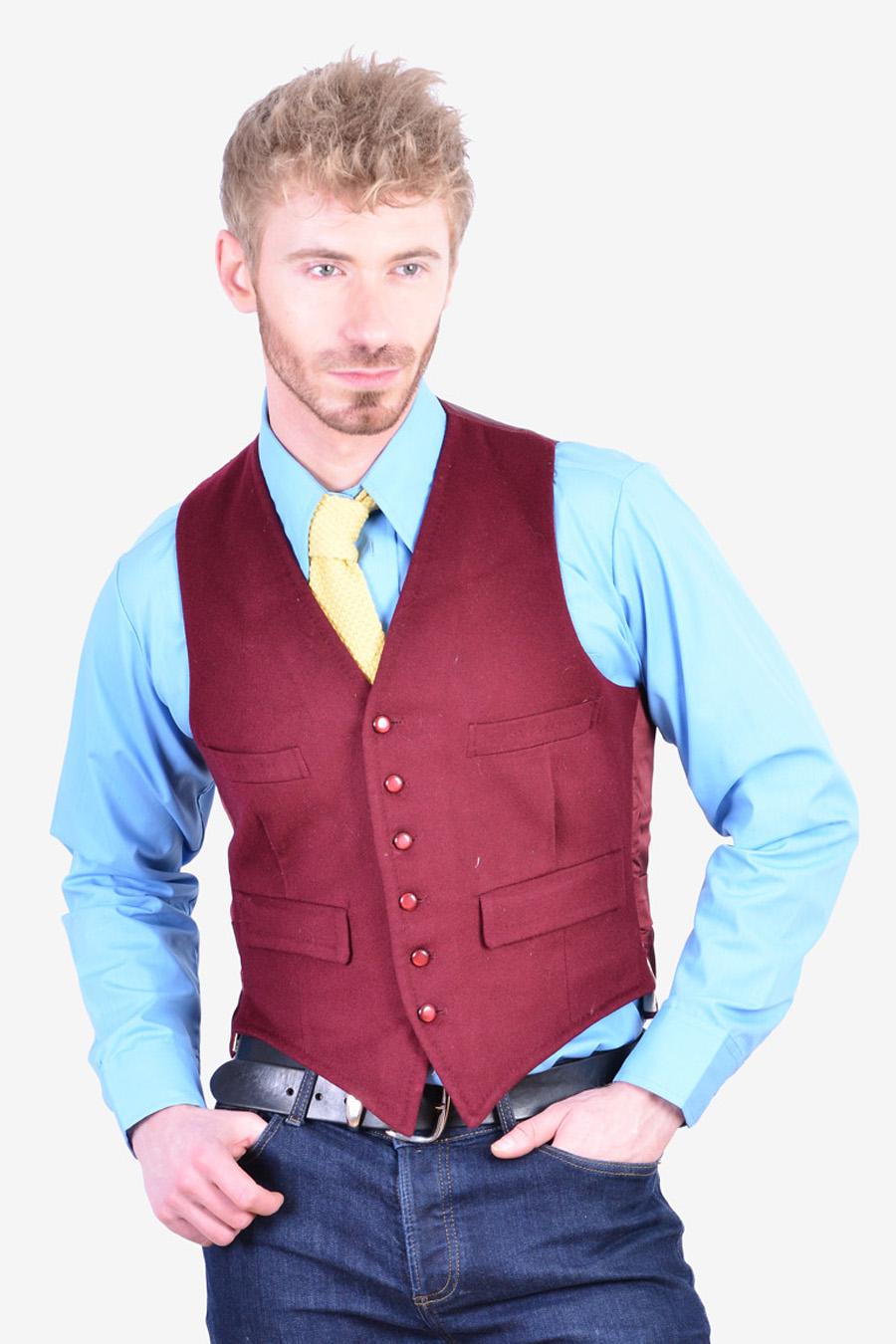 Vintage Maenson waistcoat.