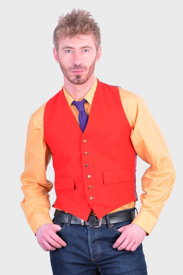 Vintage 1950's men's waistcoat