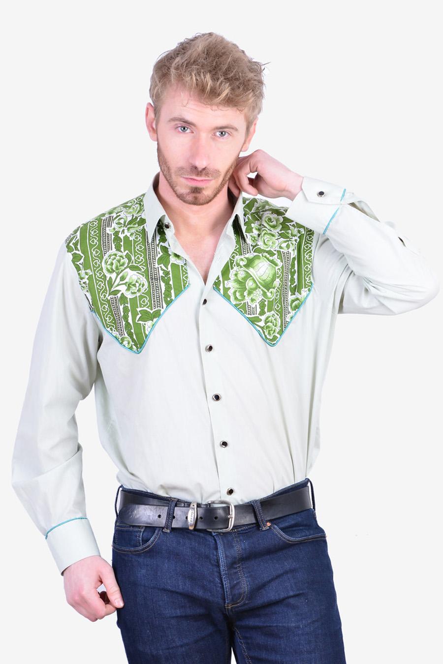 Vintage Asdale western shirt.
