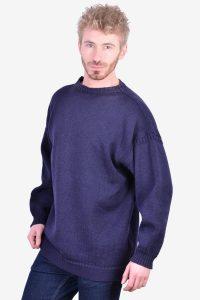 Vintage Guernsey Woollens fisherman's jumper