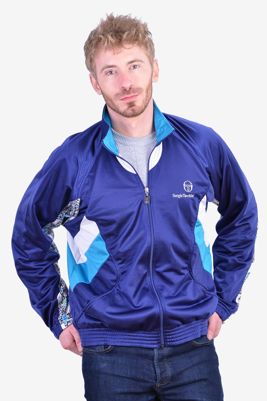 Vintage Sergio Tacchini track jacket