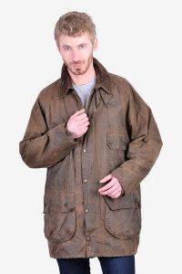 Vintage Barbour Beaufort A840 wax jacket