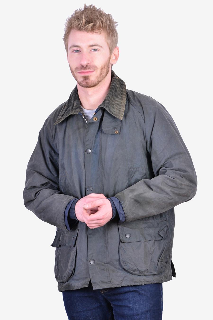 Vintage Barbour Bedale A100 wax jacket