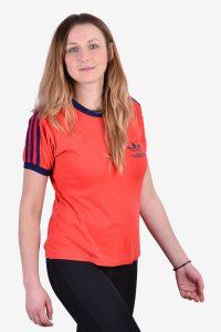 Women's 1970's Adidas ringer t shirt