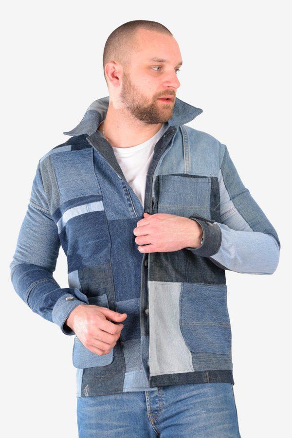 Vintage Levi's denim chore jacket