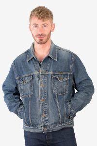 Vintage men's Wrangler denim jacket