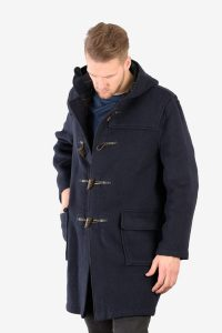Vintage men's Gloverall duffle coat