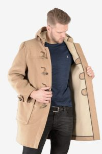 Vintage Gloverall Dolomite duffle coat