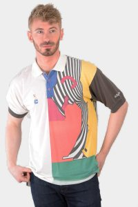 Vintage Adidas ATP Tour polo shirt