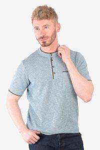 Vintage Grandad Banlon t shirt