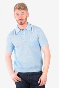 Men's 1960's Banlon polo shirt