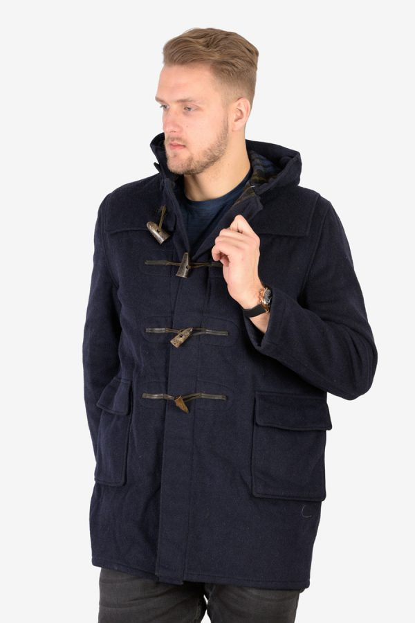 Vintage Gloverall duffle coat