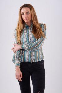 Women's vintage 1960's shirt