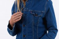 Women's vintage Levi's denim jacket
