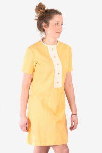 Vintage 1960's mini dress