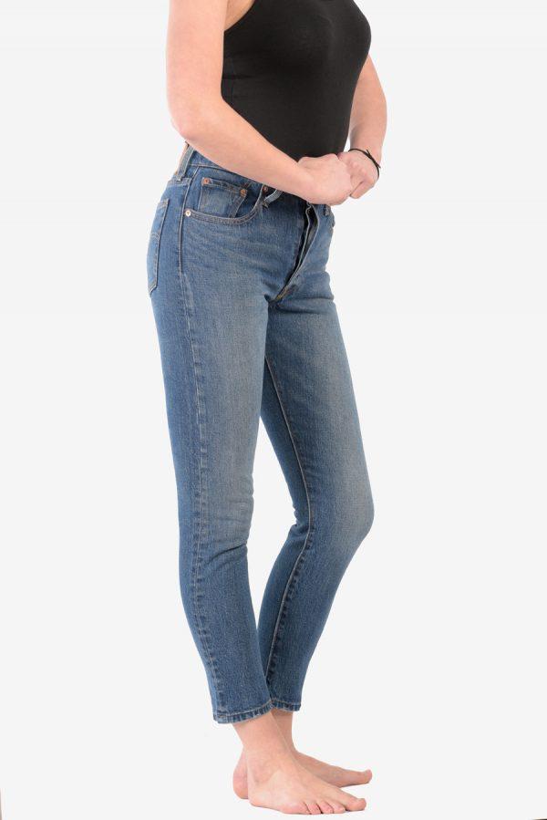 Women's vintage 501 jeans
