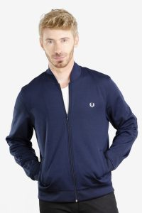 Vintage Fred Perry tracksuit jacket