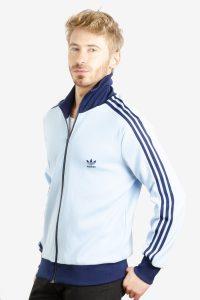 Men's 1970's Adidas track jacket