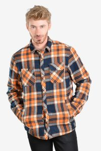 Vintage animal flannel shirt