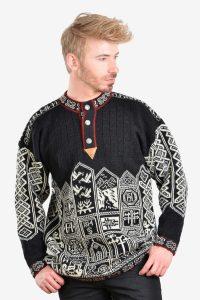 Vintage Norwool jumper.