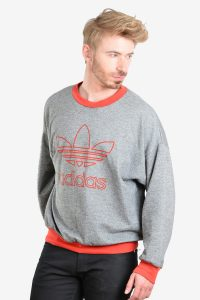 Vintage 1970's men's Adidas sweatshirt