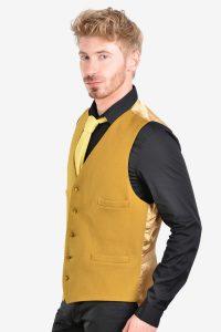 Vintage bespoke waistcoat