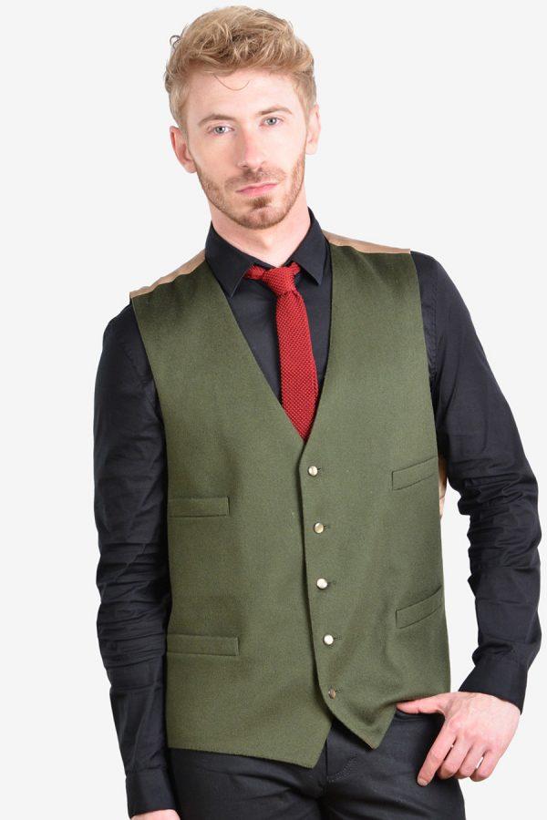 Men's vintage waistcoat