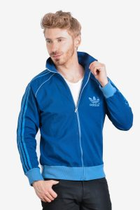 Vintage Adidas Europa tracksuit jacket