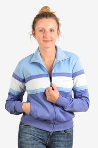 Women's 1980's Adidas track jacket