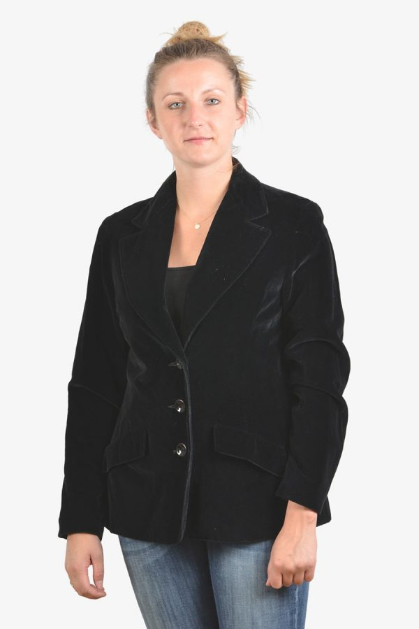 Vintage Raymond Of London velvet jacket