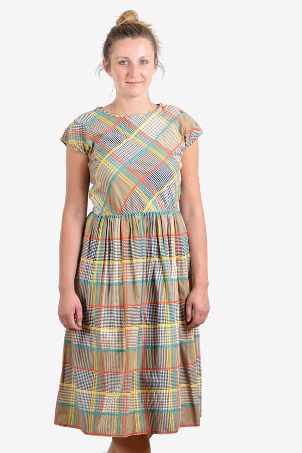 Vintage 1970's St Michael tea dress