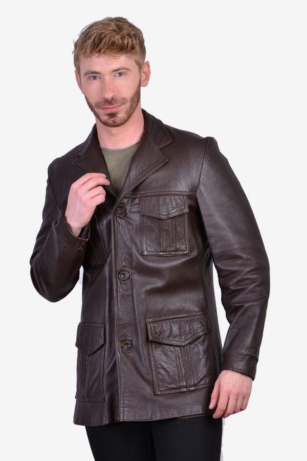 Vintage 1970's leather jacket