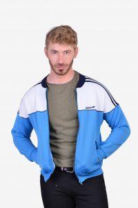 Vintage 1980's Adidas tracksuit jacket