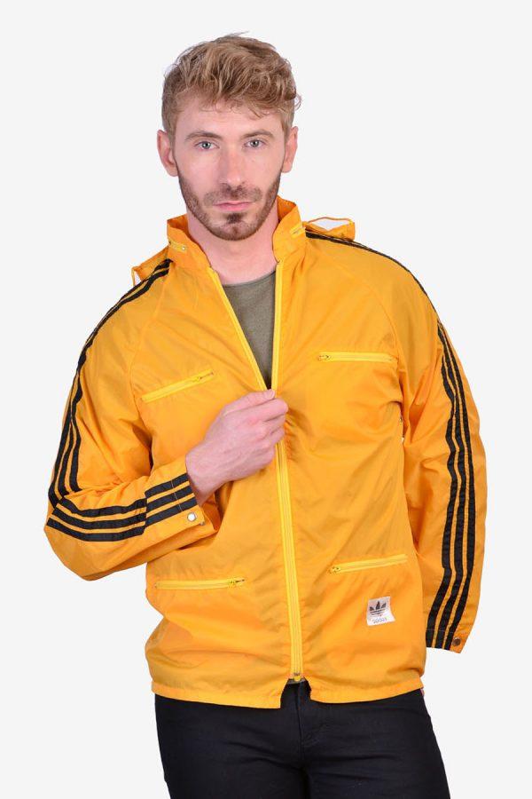 Vintage 1970's Adidas windbreaker jacket