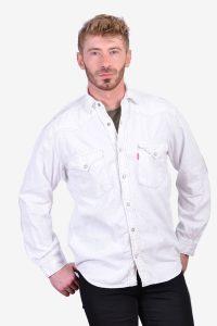Men's vintage Levi's denim shirt