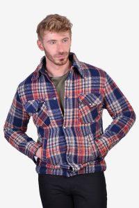 Vintage 1960's lumberjack jacket