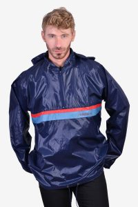 Vintage 1980's Adidas smock windbreaker jacket