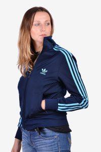 Vintage women's Adidas track jacket