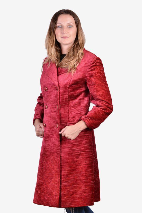Vintage 1970's swing coat
