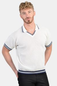 Vintage 1960's Banlon polo shirt