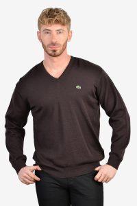 Vintage Lacoste brown jumper