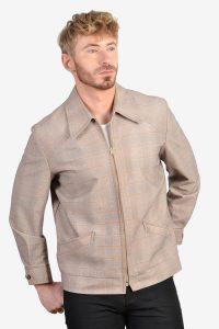 Vintage 1960's mod harrington jacket