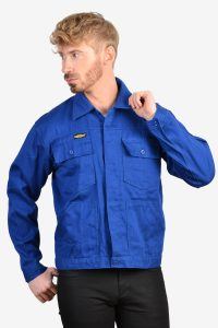 Vintage chore work jacket