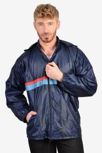1980's Adidas windbreaker jacket