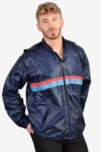 Vintage 1980's Adidas windbreaker jacket