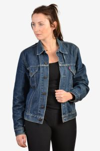 Women's Levi's 70500 denim jacket